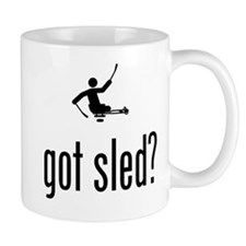 Physically Challenged Sled Hockey Mug