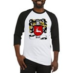 Vogt Coat of Arms Baseball Jersey