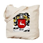 Vogt Coat of Arms Tote Bag