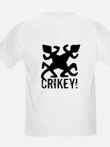 Crocs Rule Crikey Kids T-Shirt