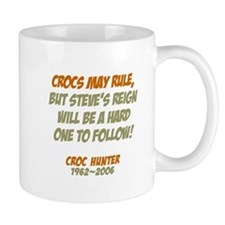 Crocs Rule Crikey Coffee Mug