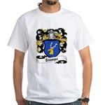 Trampe Coat of Arms White T-Shirt