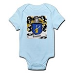 Trampe Coat of Arms Infant Creeper