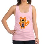 blue ribbon orange kitty cat copy.png Racerback Ta