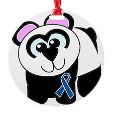 blue ribbon panda copy.png Ornament