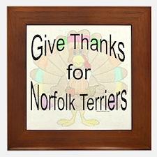 Thanks for Norfolk Framed Tile