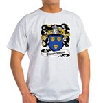 Timmerman Coat of Arms Ash Grey T-Shirt