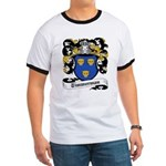 Timmerman Coat of Arms Ringer T