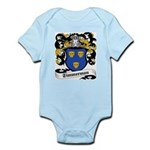 Timmerman Coat of Arms Infant Creeper