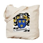 Timmerman Coat of Arms Tote Bag