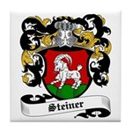 Steiner Coat of Arms Tile Coaster
