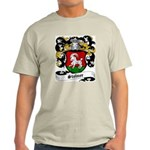 Steiner Coat of Arms Ash Grey T-Shirt