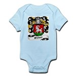 Steiner Coat of Arms Infant Creeper