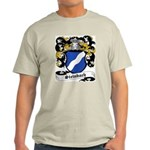 Steinbach Coat of Arms Ash Grey T-Shirt