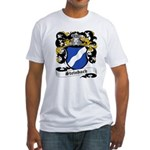 Steinbach Coat of Arms Fitted T-Shirt