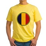 TRADOC CSIB Yellow T-Shirt