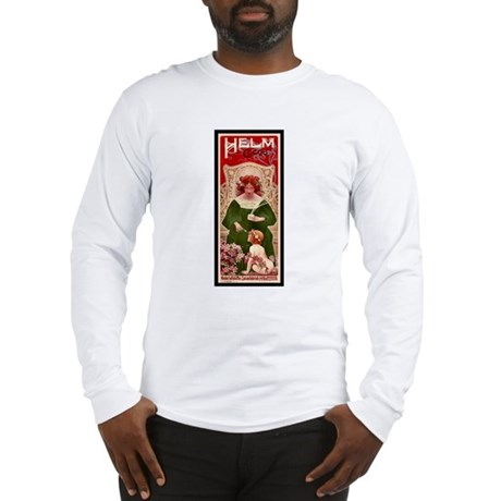 ART NOUVEAU Long Sleeve T-Shirt