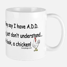 ADD Chicken Mug