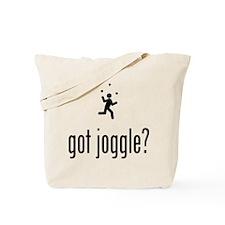 Joggling Tote Bag