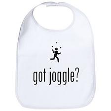 Joggling Bib