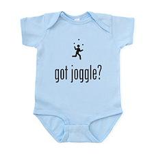 Joggling Infant Bodysuit