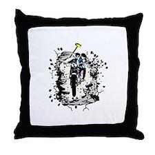 Emmett and Bay Throw Pillow