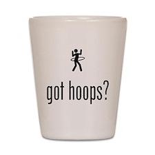 Hula Hoop Shot Glass