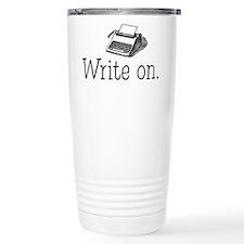 Cute Writer Travel Mug