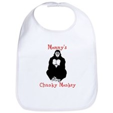Mommy's Chunky Monkey Bib