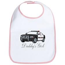 Daddy's Girl Police Bib