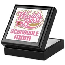 Schnoodle Mom Keepsake Box