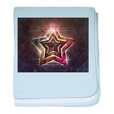 Star Lights baby blanket