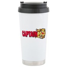 Fire Captain Travel Mug