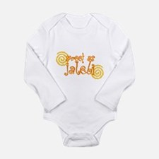 Jalebi Body Suit