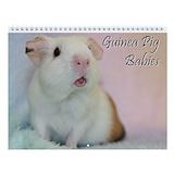 Guinea pig Calendars