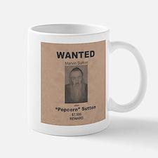 Popcorn Sutton Wanted Poster Mug