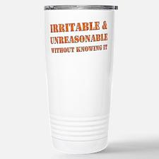 """""""Irritable"""" Travel Mug"""