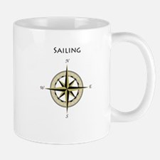 Sailing Compass Rose Mug