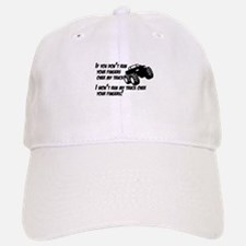 If you dont run your fingers.png Baseball Baseball Cap