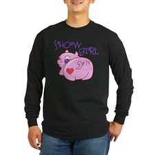 Pig Show Girl T