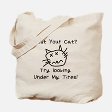 lost your cat.png Tote Bag