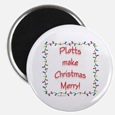 Merry Plott Magnet