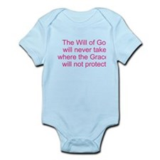 The Will of God Onesie