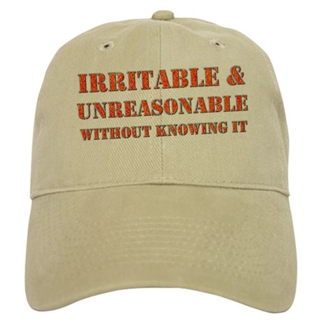 """Irritable"" Cap"