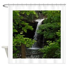 Waterfall Bliss Shower Curtain