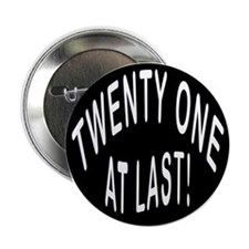 21 At Last Button