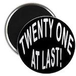 21 At Last Magnet