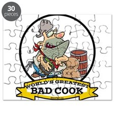 WORLDS GREATEST BAD COOK CARTOON.png Puzzle