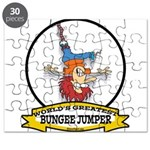 WORLDS GREATEST BUNGEE JUMPER CARTOON.png Puzzle