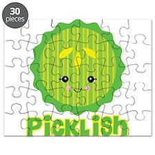 kawaii picklish pickle slice.png Puzzle